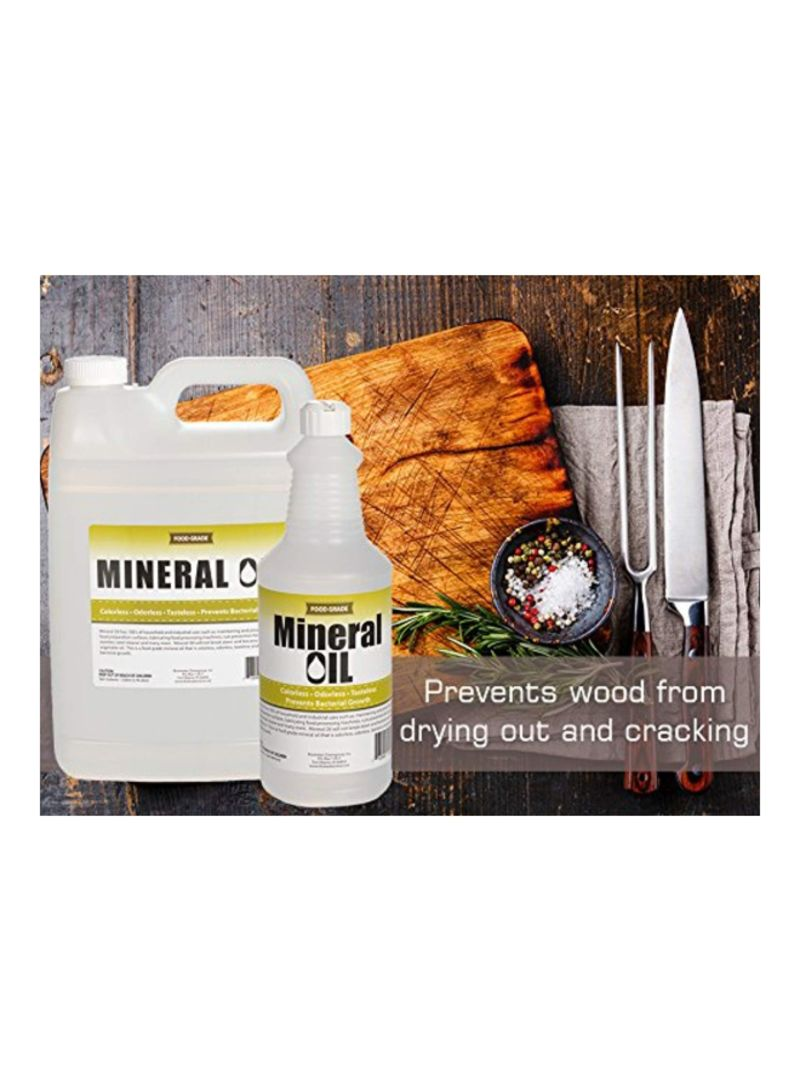 Shop Bluewater Chemgroup Food Grade Mineral Oil Clear 1