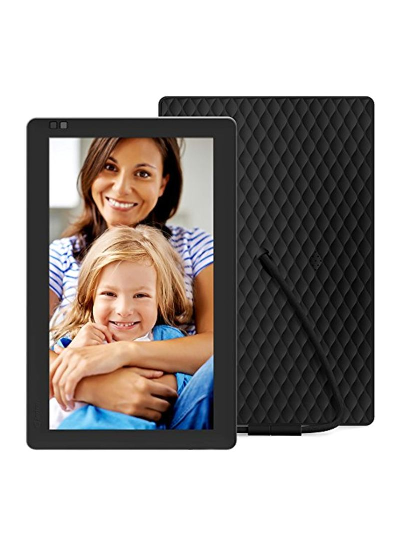10-inch Digital Picture Frame With Motion Sensor 10inch Blac