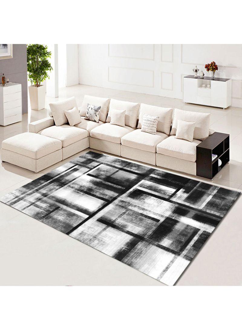 Shop Angel City Color Blocks Pattern Living Room Carpet