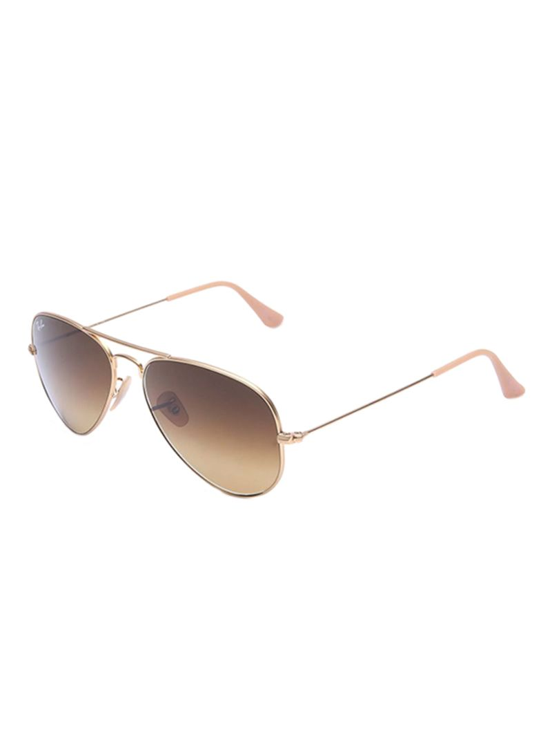 f4f10be8d96 Shop Ray-Ban Men's Classic Aviator Sunglasses RB3025-112/85-55 online in  Dubai, Abu Dhabi and all UAE