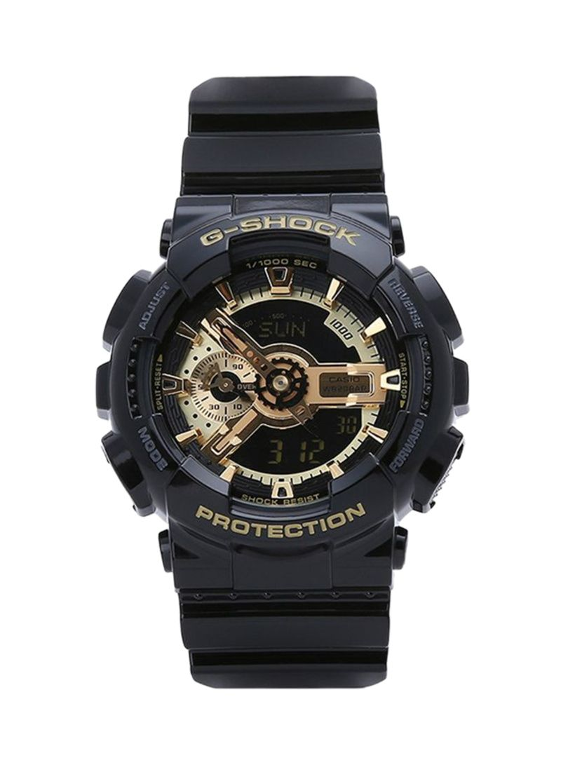 66cb44557 سعر ساعة يد بعقارب/رقمية طراز GA-110GB-1ADR للرجال فى السعودية | نون ...