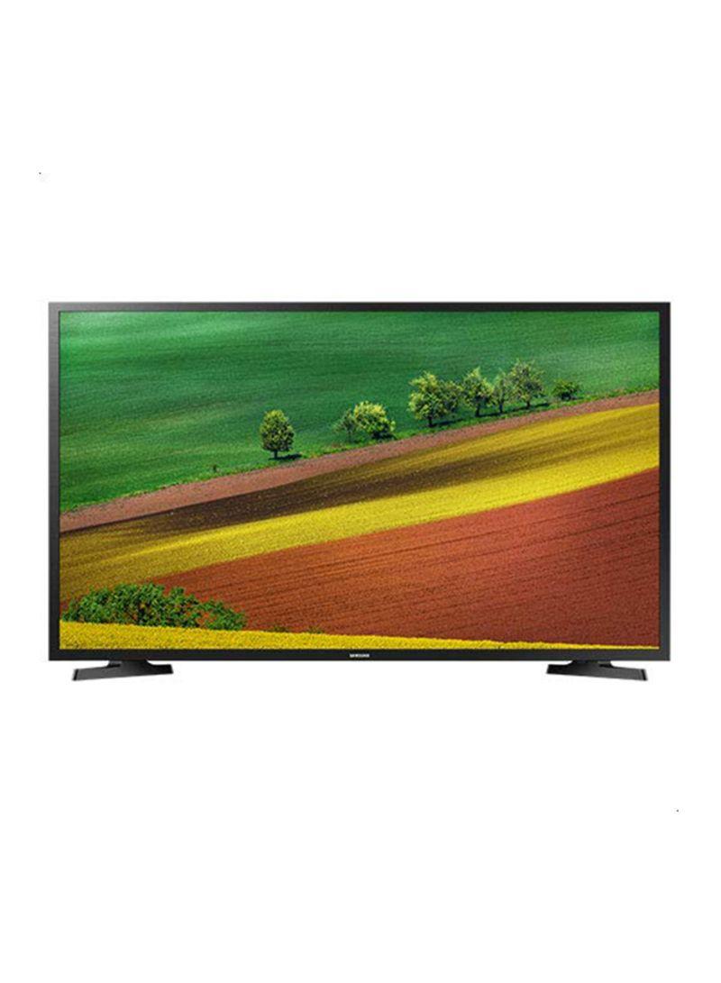 تلفزيون LED بدقة عالية الوضوح حجم 32-بوصة مع جهاز استقبال مدمج UA32N5000ASXEG أسود