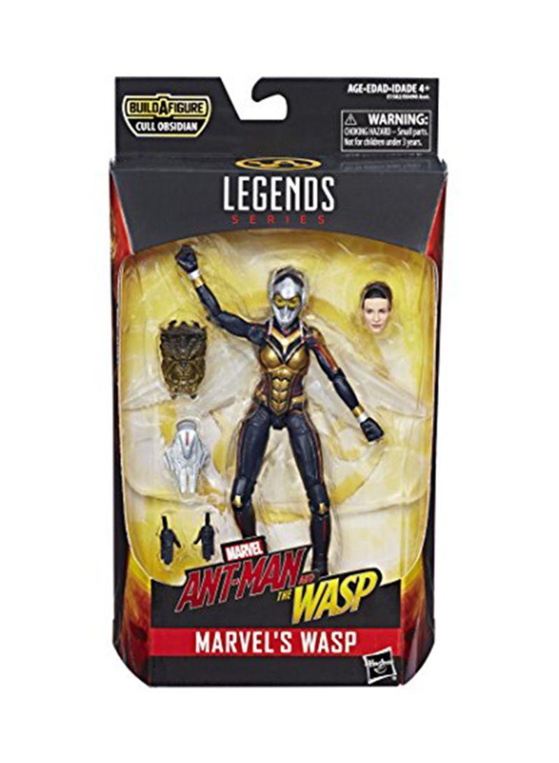 "MARVEL Legends ANT-MAN ACTION FIGURE WASP 6/"" Action Figure"