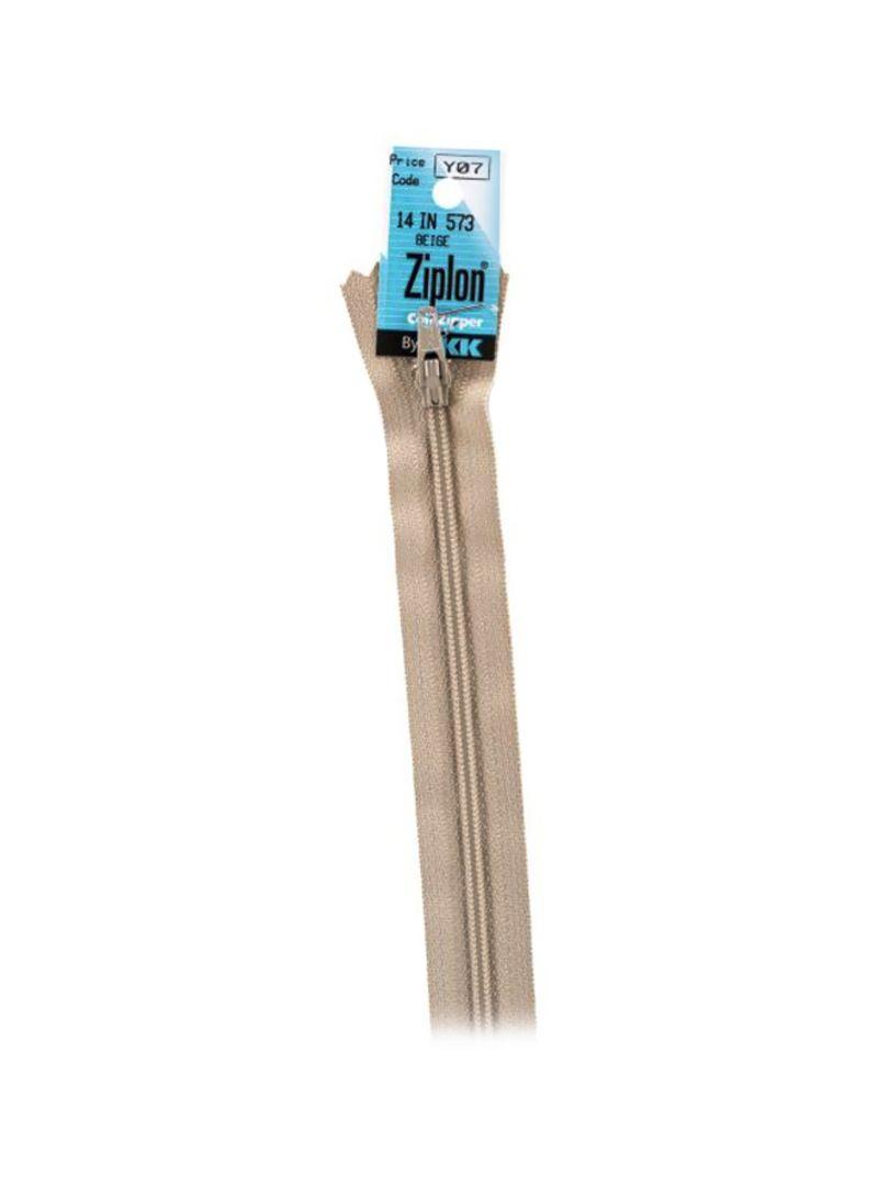 Ziplon Coil Zipper 14-Black