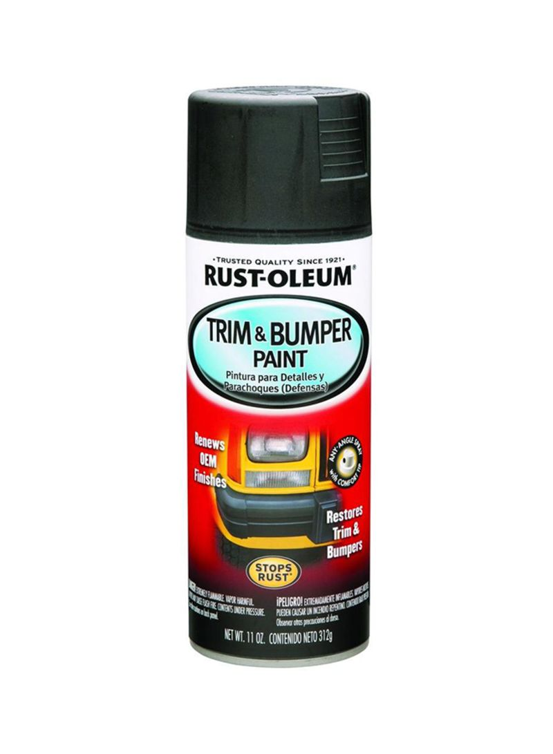 Charcoal Gray Paint >> Shop Rust Oleum Trim And Bumper Rust Proof Spray Paint Charcoal Gray 11 Ounce Online In Dubai Abu Dhabi And All Uae