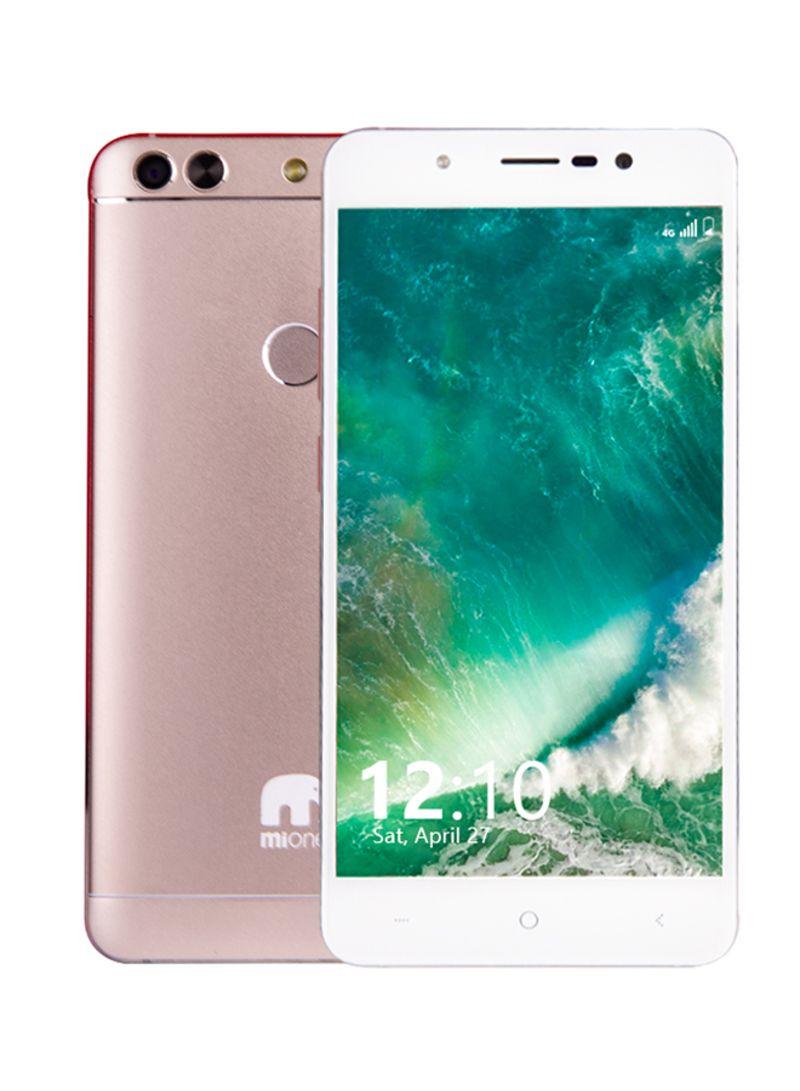 Shop MiOne P2 Dual SIM Gold 16GB 4G LTE online in Riyadh, Jeddah and all KSA