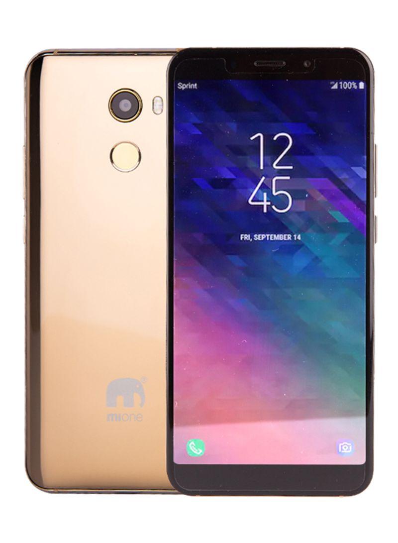 Shop MiOne 1 Dual SIM 64GB Gold 4G LTE online in Riyadh