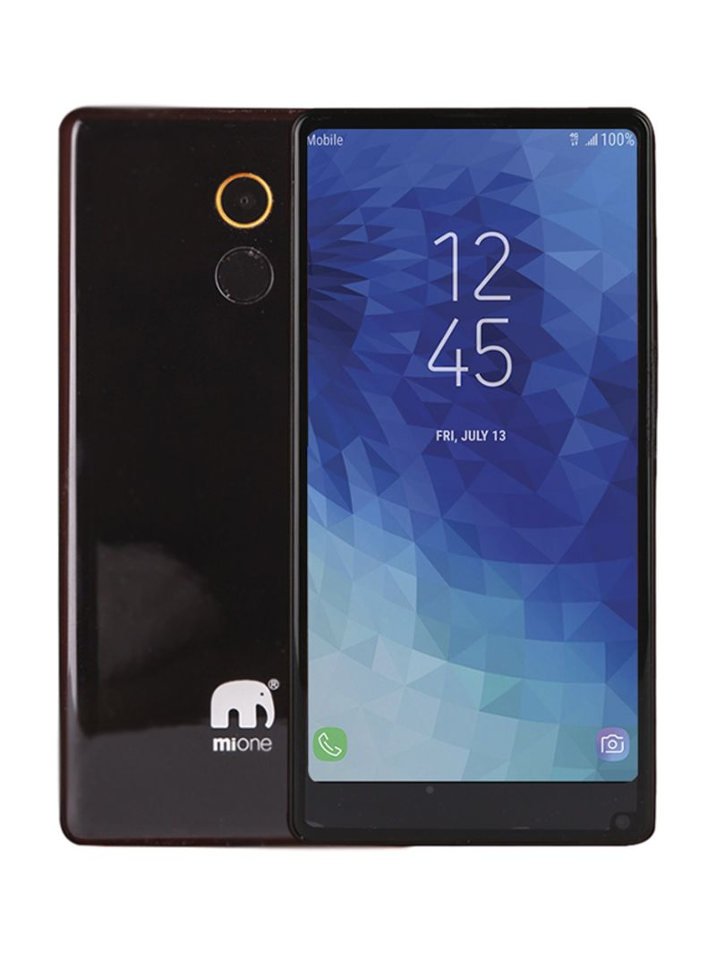 Shop MiOne 4 Dual SIM Black 16GB 4G LTE online in Dubai, Abu