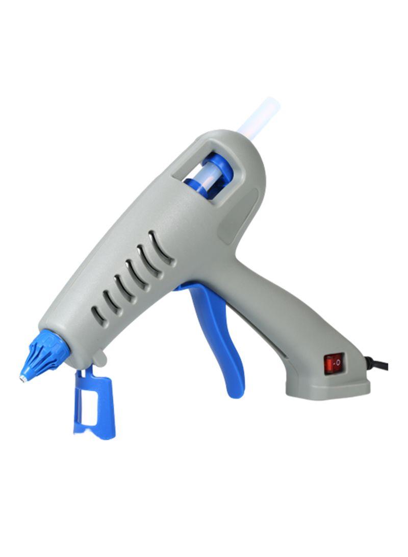 تسوق ماركة غير محددة وhot Melt Glue Gun 100w Diy Heating Craft Repair Tool رمادي أزرق 21 3 X 21 X 6 سنتيمتر أونلاين في الإمارات