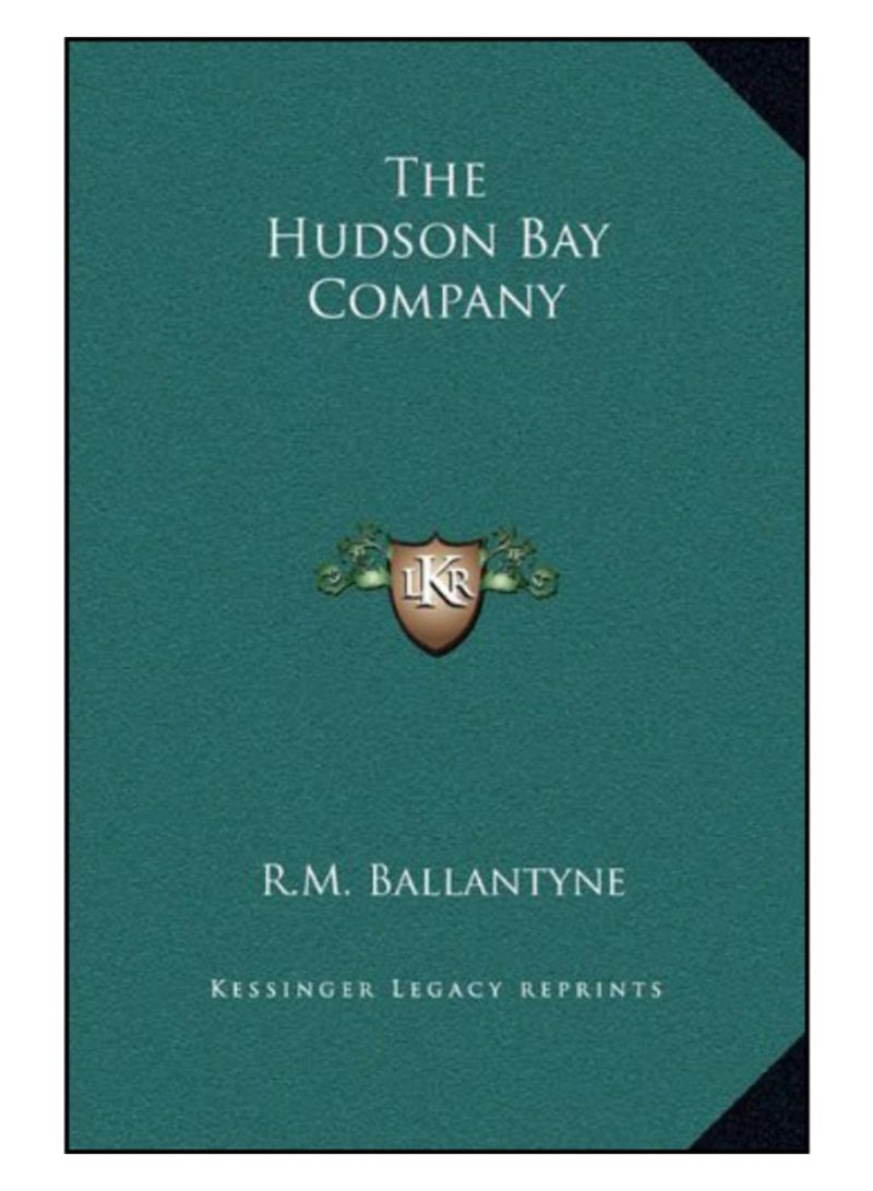 Shop The Hudson Bay Company Hardcover online in Dubai, Abu