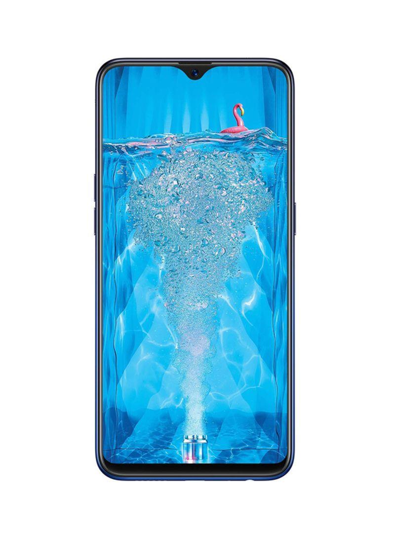 Shop OPPO Oppo F9 Dual SIM - 64GB, 6GB, 4G LTE, Blue online in Dubai, Abu  Dhabi and all UAE