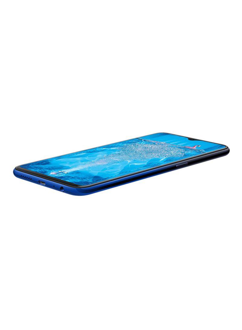 تسوق أوبو وهاتف أوبو F9 بشريحتين - ذاكرة 64 جيجابايت، رامات 4 جيجابايت،  بتقنية 4G LTE، لون أزرق أونلاين في الإمارات