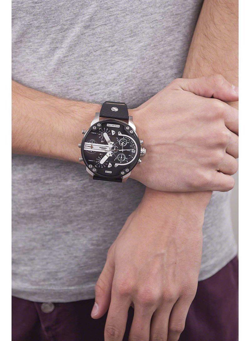 6ebbc360a Shop DIESEL Men's Mr.Daddy 2.0 Water Resistant Chronograph Watch ...