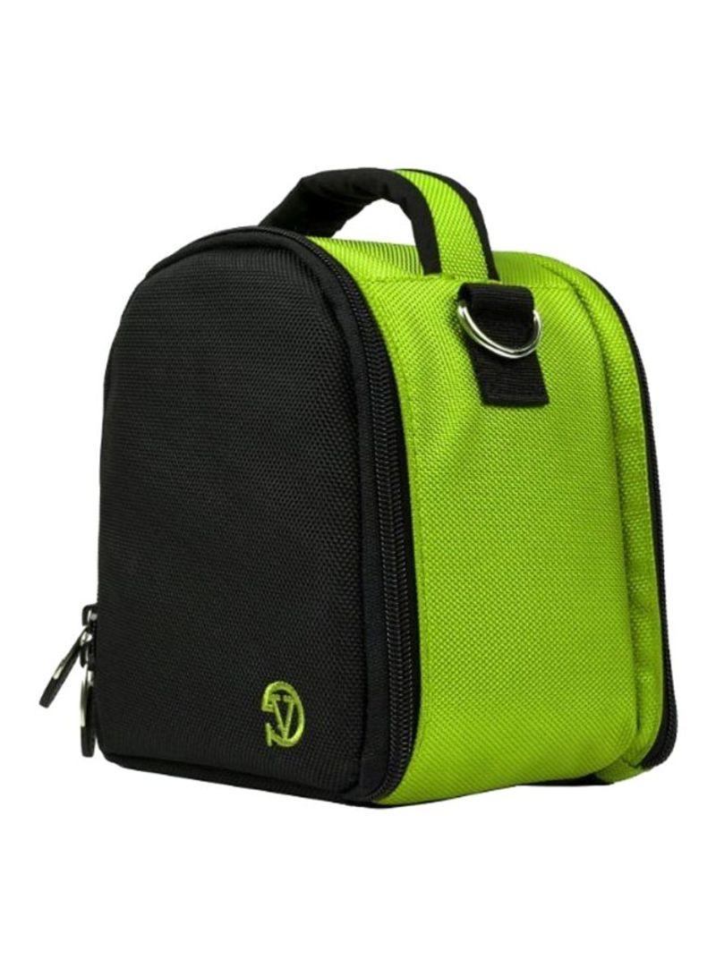 E 450 VanGoddy Sparta Travel Backpack for Olympus Evolt E 620 E 600 Black and Gray E 420 Compact Digital SLR Cameras and Mini Tripod and Screen Protector