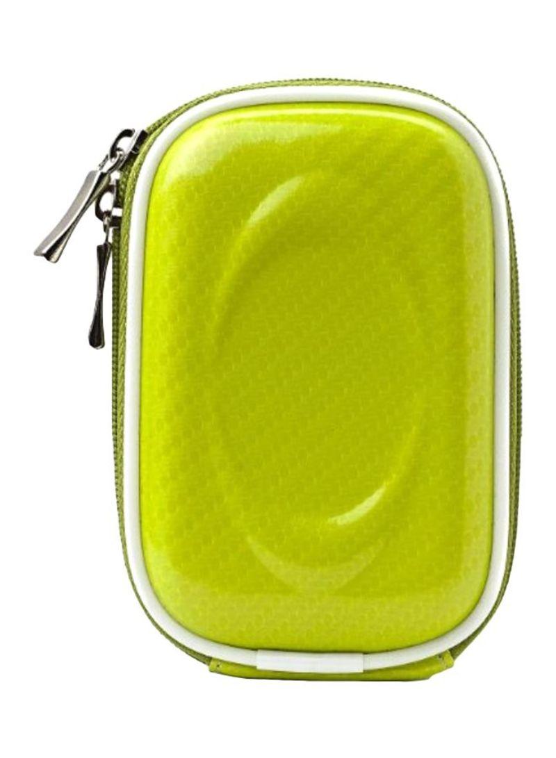 FZ41 Digital Cameras and Screen Protector Orange VanGoddy Semi Hard Nylon Carrying Case for Kodak PixPro Friendly Zoom FZ51