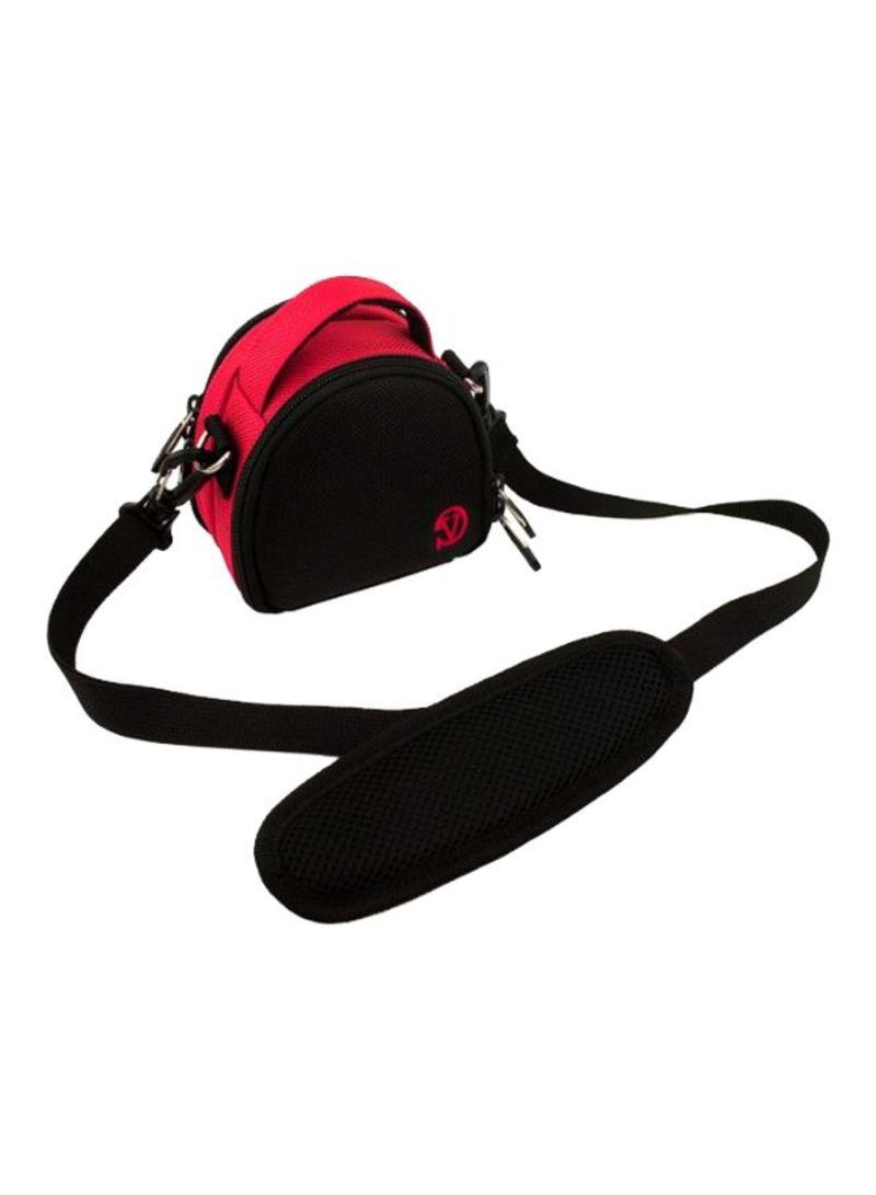 VanGoddy Mini Glove Sleeve Pouch Case for SVP Aqua 5800 Waterproof Digital Cameras and Screen Protector Green