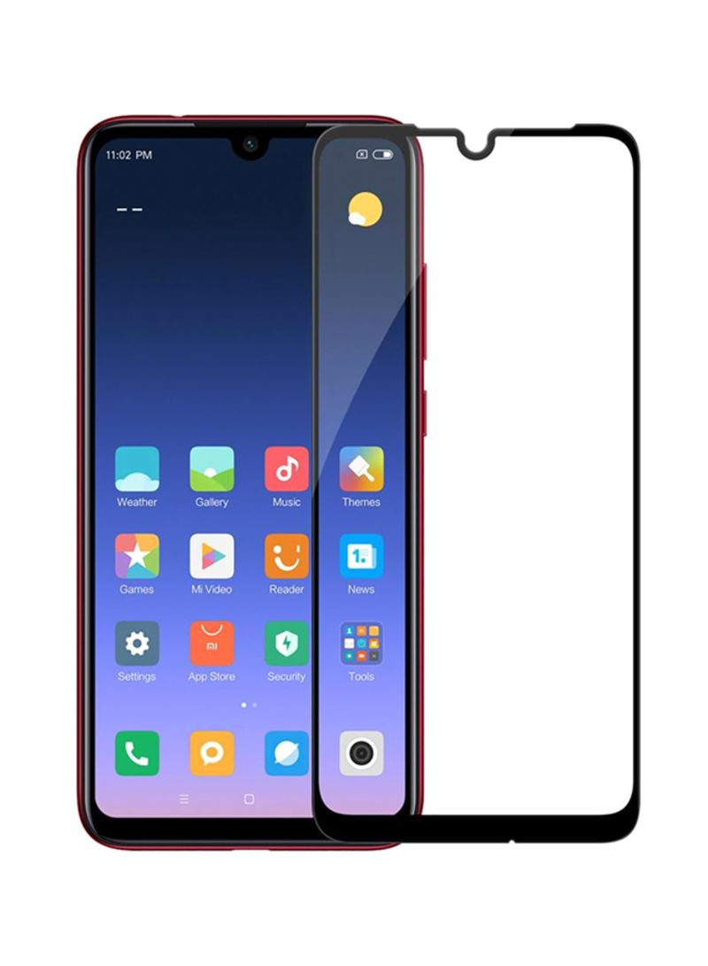 Shop Generic 5D Screen Protector For Xiaomi Redmi Note 7 Clear online in  Egypt