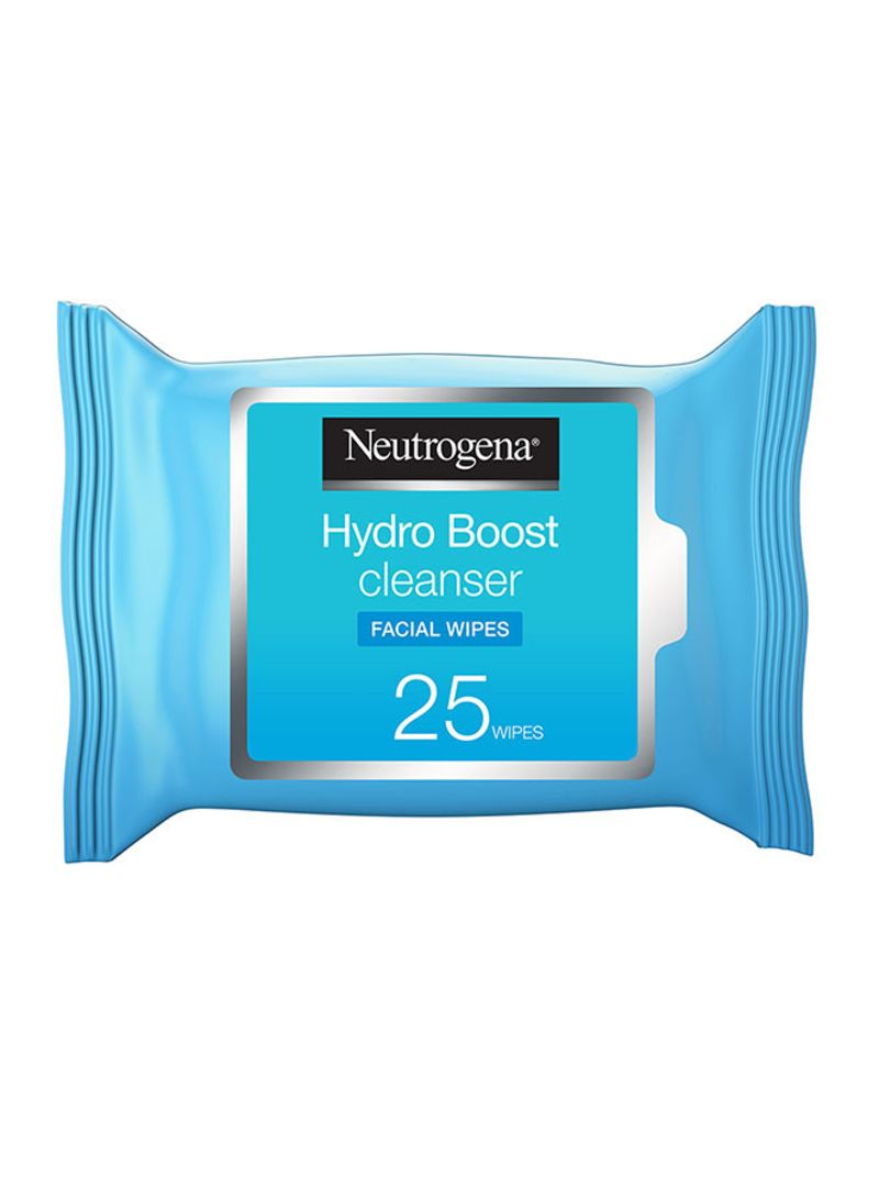 Hydro Boost Cleanser Facial Wipes