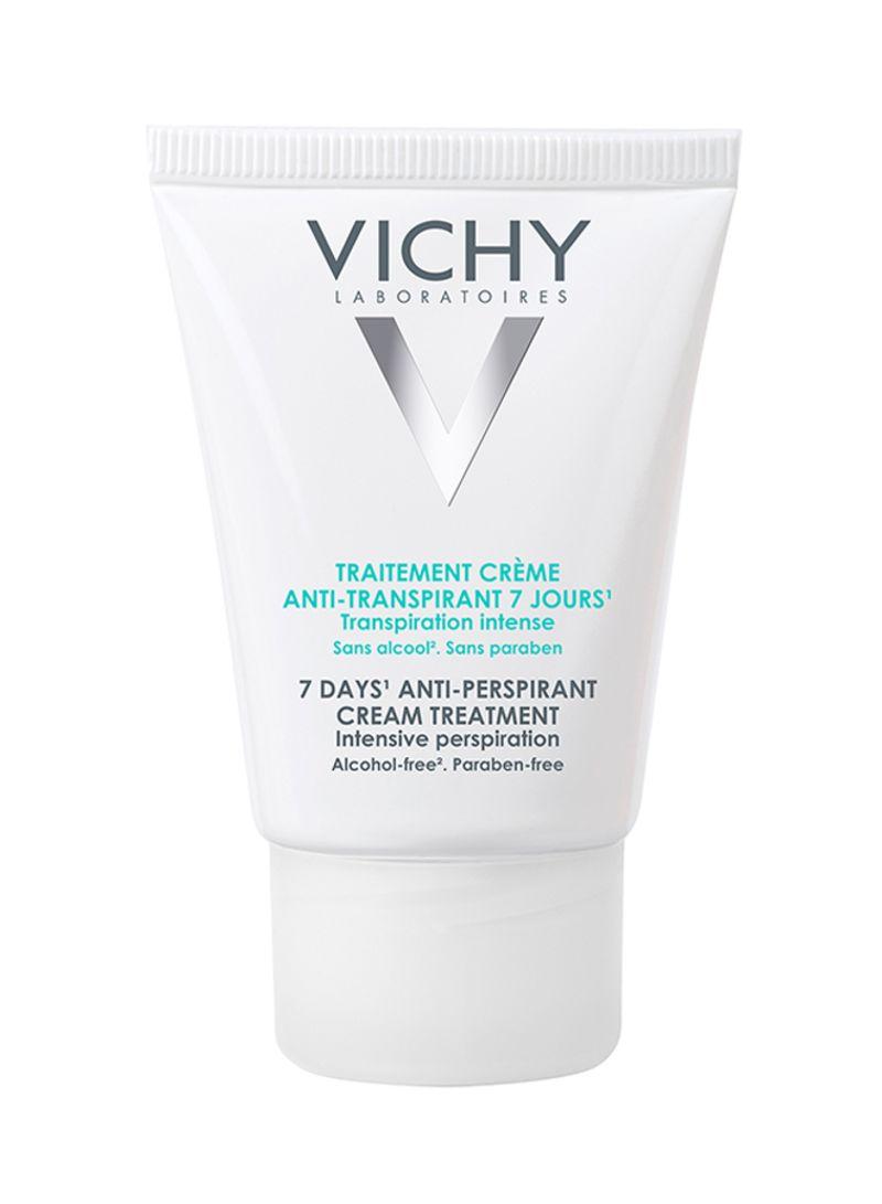 b45d1a82e Shop Vichy Deodorant Anti-Perspirant 7 Day Treatment Cream 30 ml ...