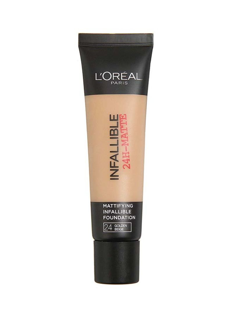 54511a092 otherOffersImg_v1559900371/N12199608A_1. L'Oréal Paris. Infallible 24H  Matte Foundation ...