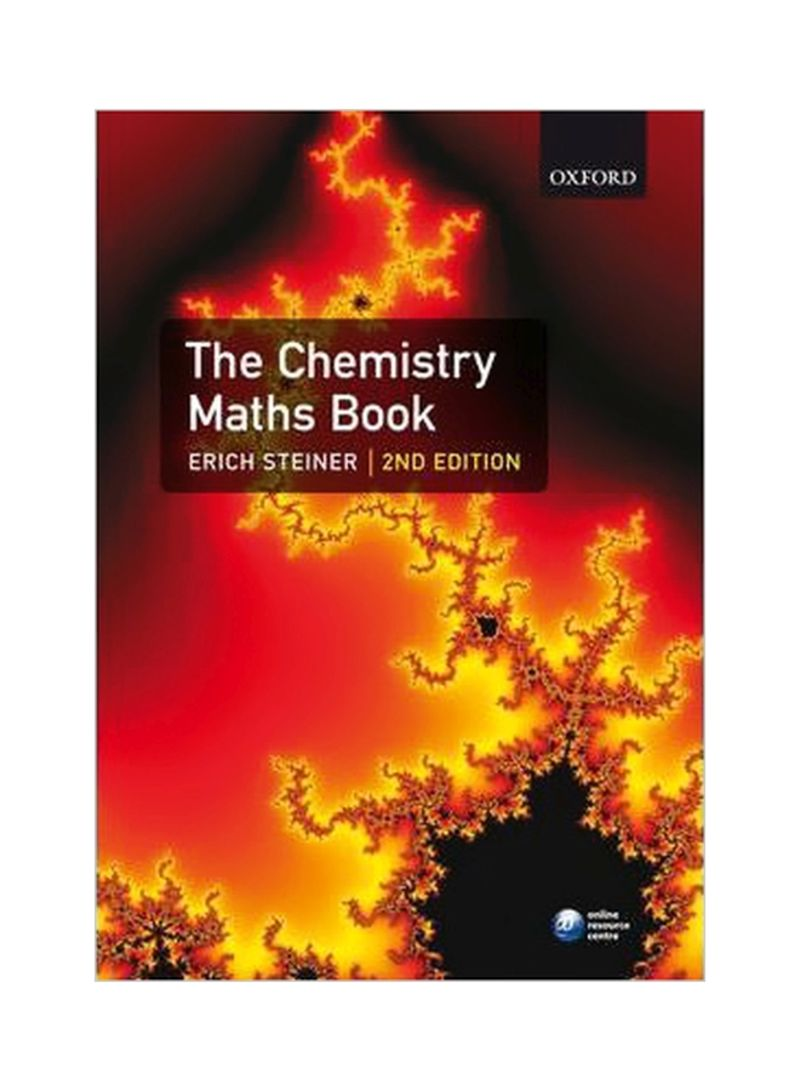 The Chemistry Maths Book (2nd Edition)