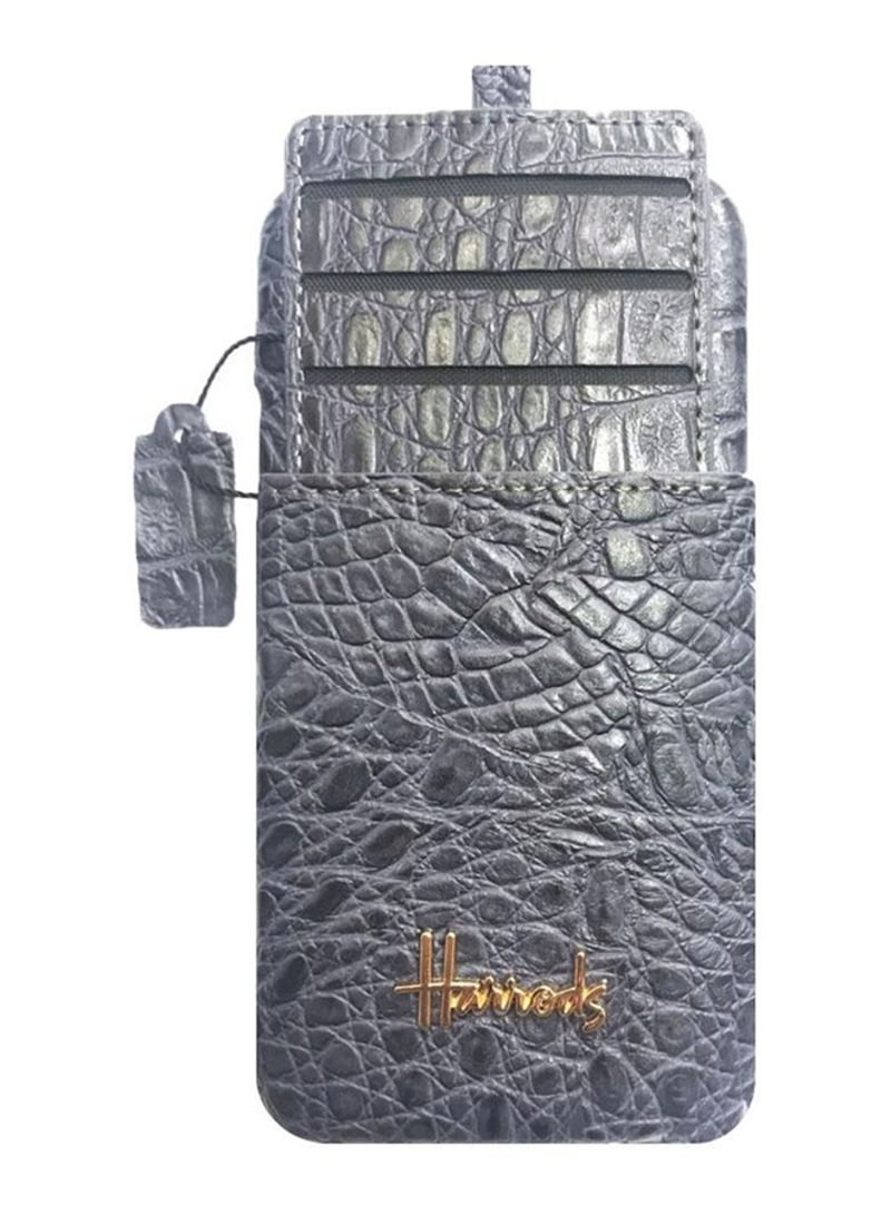Shop Harrods Protective Case Cover For Apple iPhone X Grey online in Dubai,  Abu Dhabi and all UAE