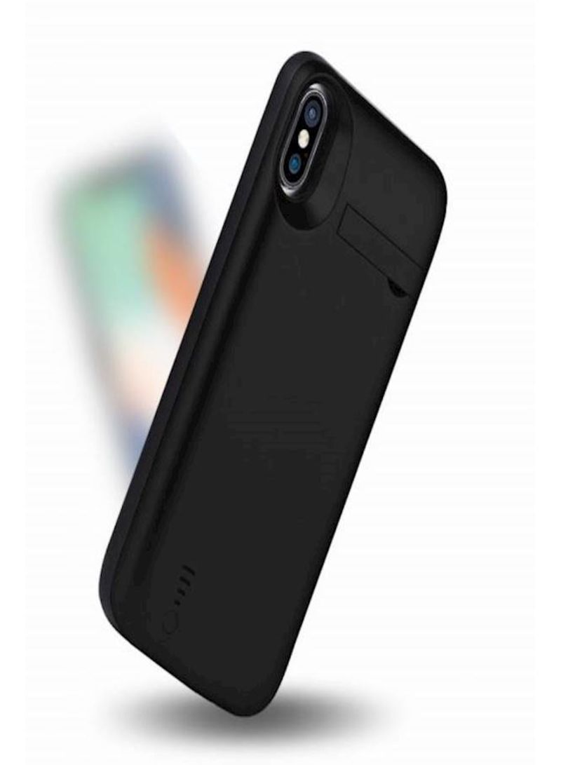Shop JLW Battery Case Cover For Apple iPhone X Black online in Dubai, Abu  Dhabi and all UAE