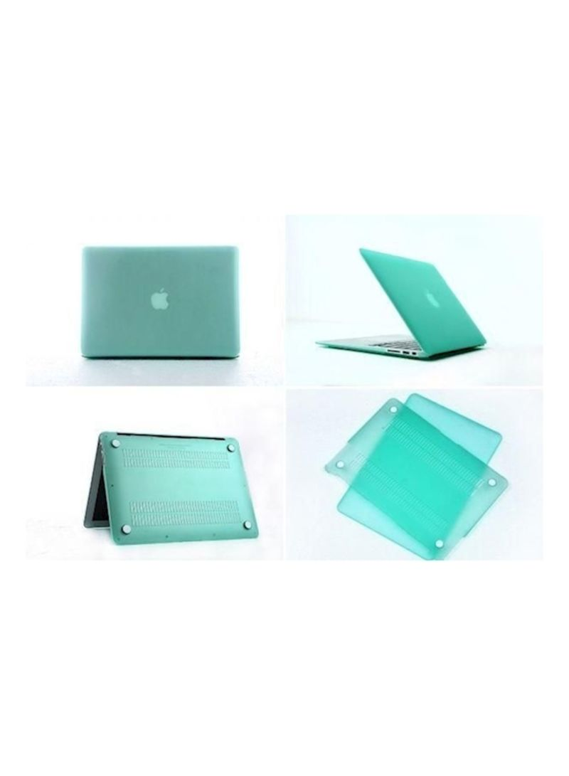 Shop ALEESH Aleesh Hard Case Cover For Macbook Pro With Cd Drive 13 And  13 3 Inch Laptop S Body Protector (1278) Green online in Dubai, Abu Dhabi  and