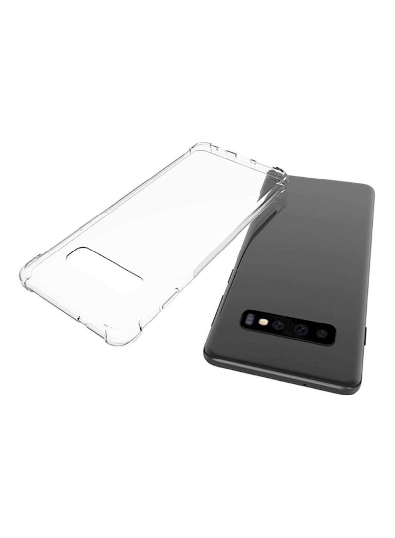 Shop Generic Protective Snap Case For Samsung Galaxy S10 Clear online in  Dubai, Abu Dhabi and all UAE
