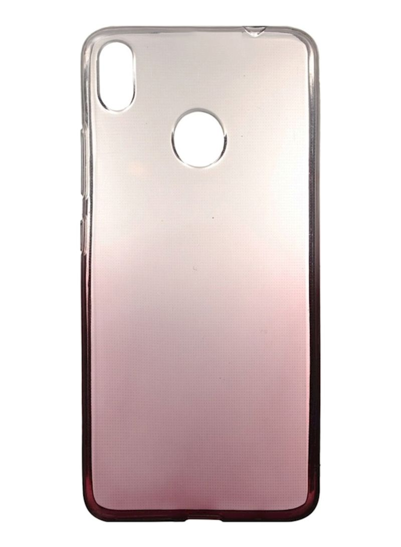 Baseus Back Cover for Infinix Hot S3 X573, Blue Price in