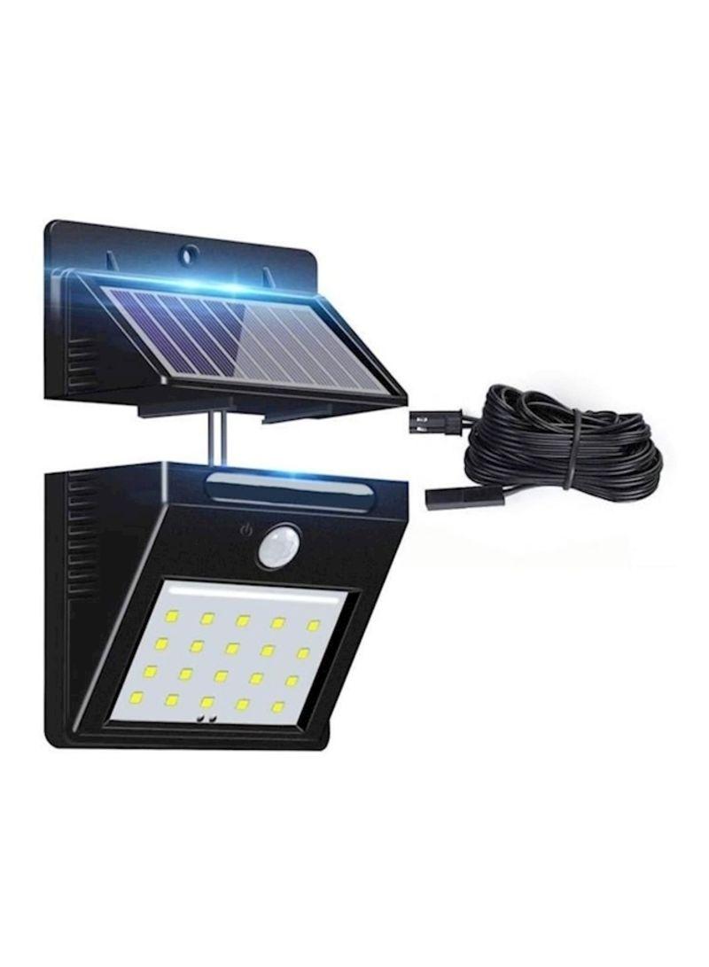 Generic 20 Led Detachable Solar Ed