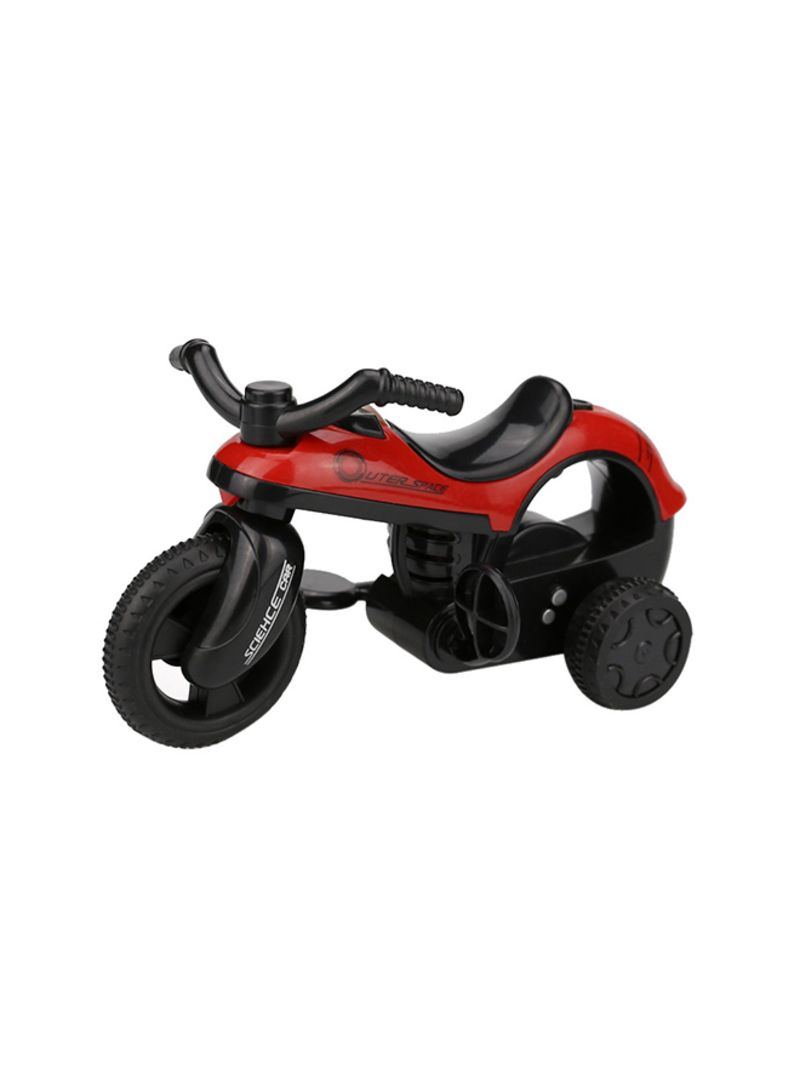Shop Generic Mini Vehicle Pull Back Bike With Big Tire Wheel