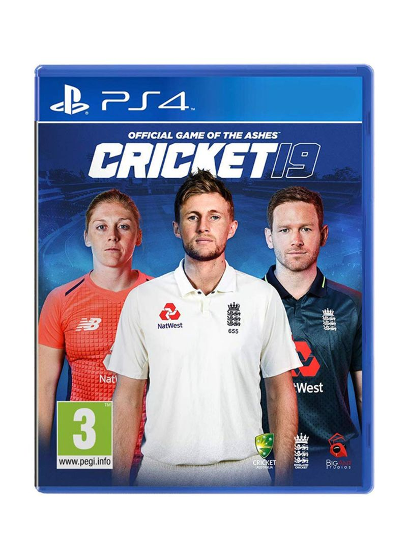 Image result for cricket 19 ps4