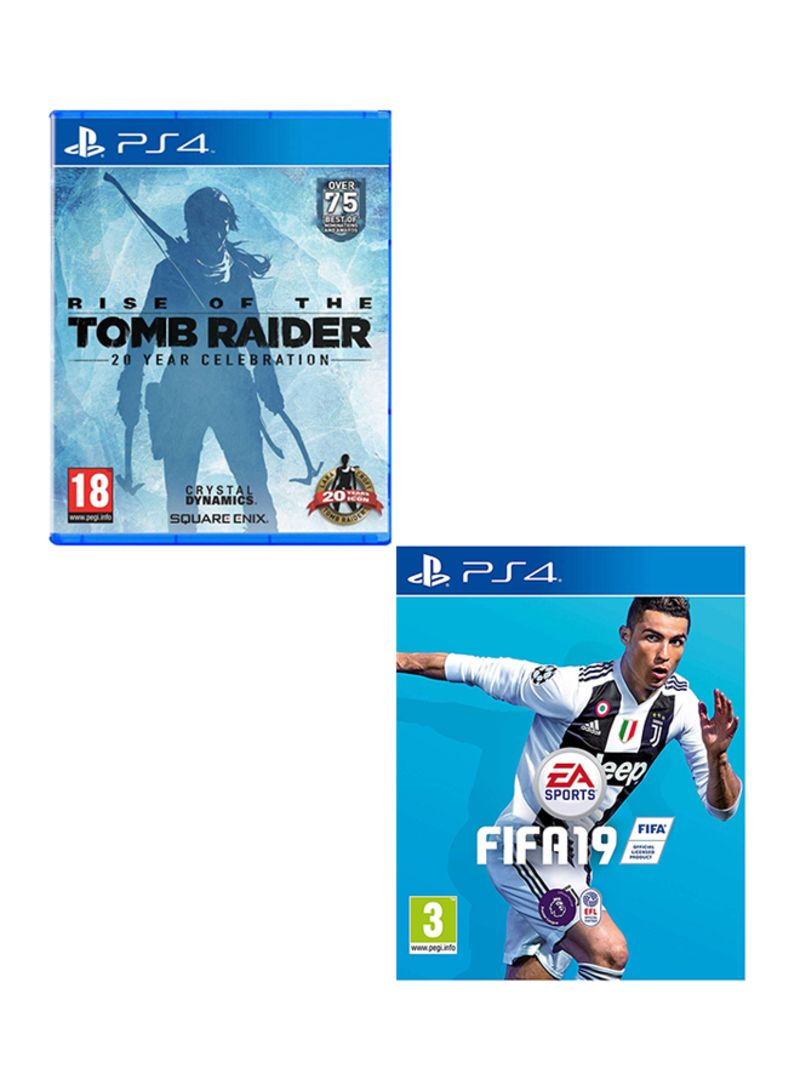 Rise Of The Tomb Raider 20 Year Celebration Fifa 19 Standard