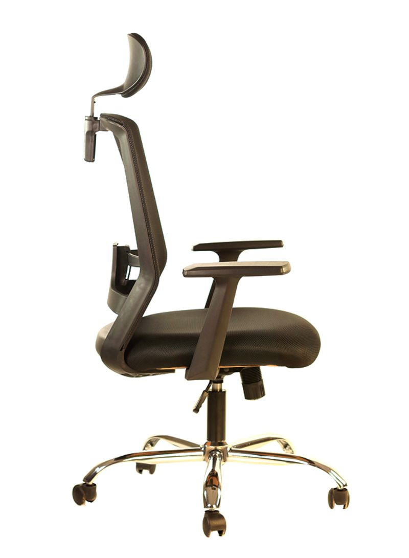 Office Desk Chairs Black 50 Centimeter