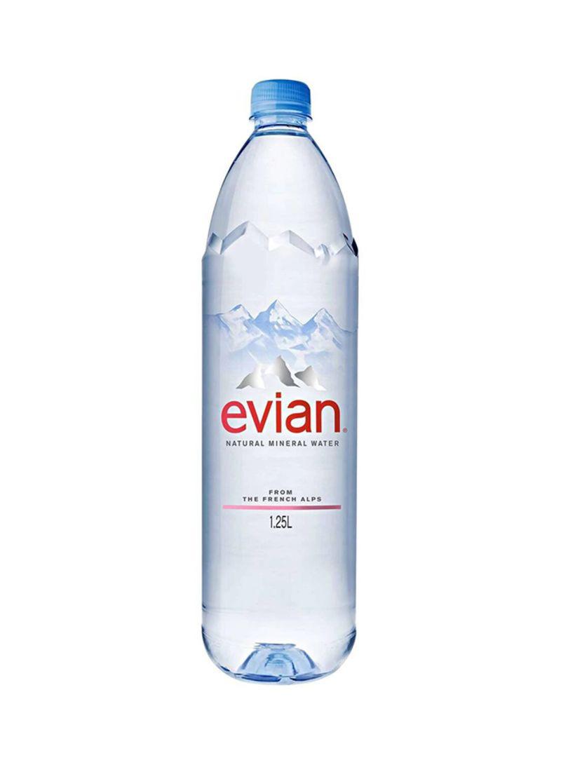 سعر مياه معدنية طبيعية 1 25 لتر فى الامارات نون الامارات كان بكام