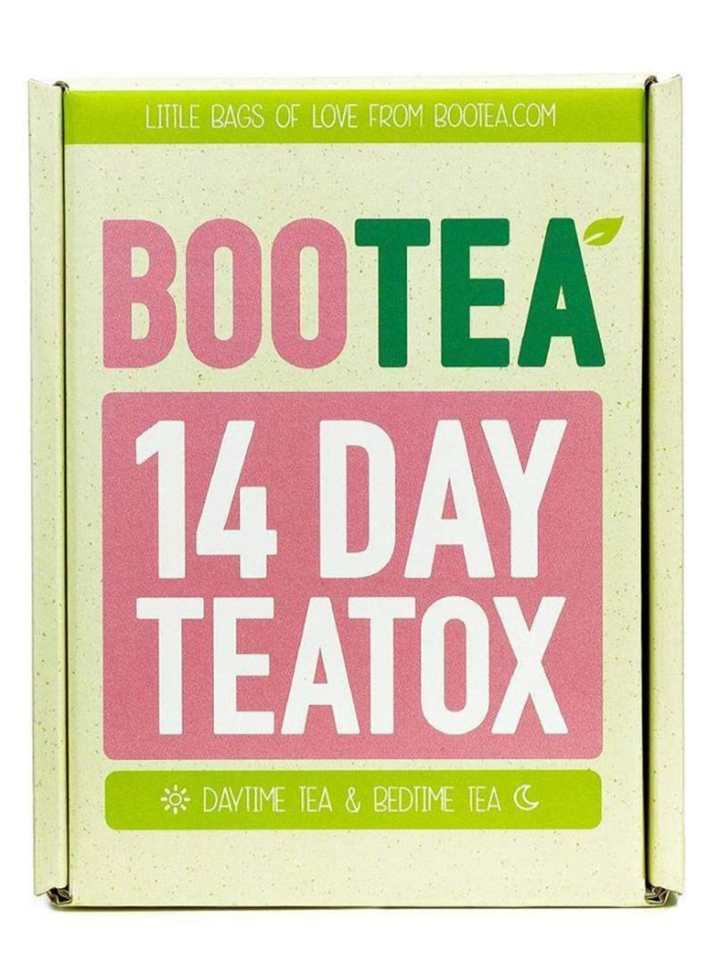 14 Day Daytime Tea And Bedtime Teatox 52.5g
