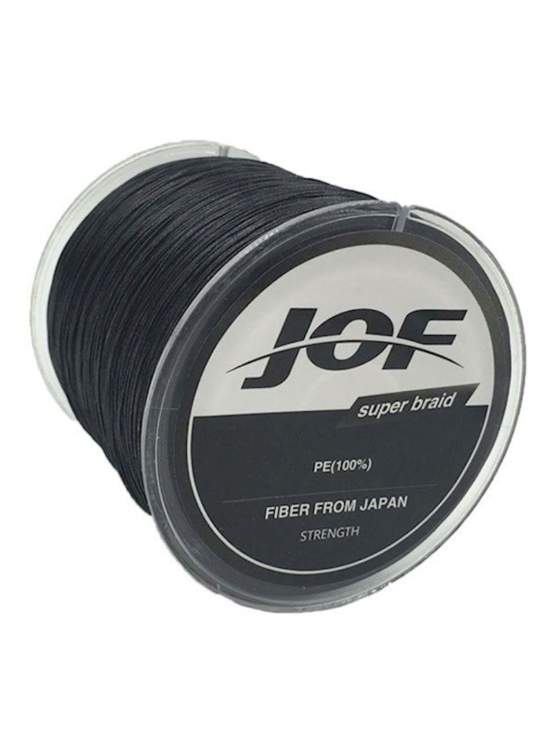 8 Strands 300M Gray Super Strong Dyneema  PE Braided Extreme Fishing Line