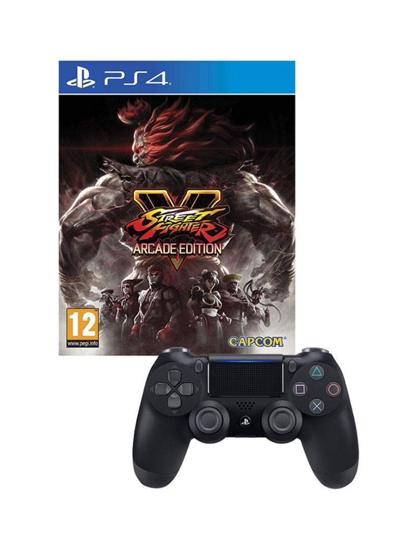 Shop Capcom Street Fighter V Arcade Edition Playstation 4 Ps4