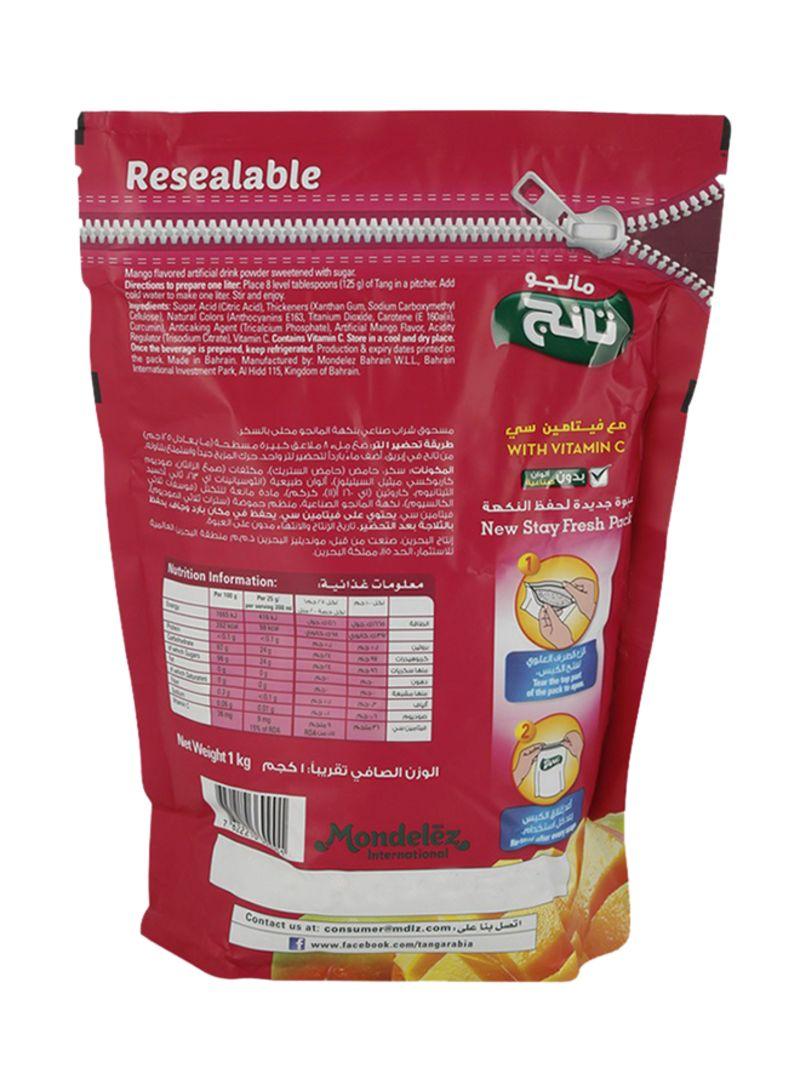 Shop Tang Mango Juice Powder 1 kg online in Riyadh, Jeddah
