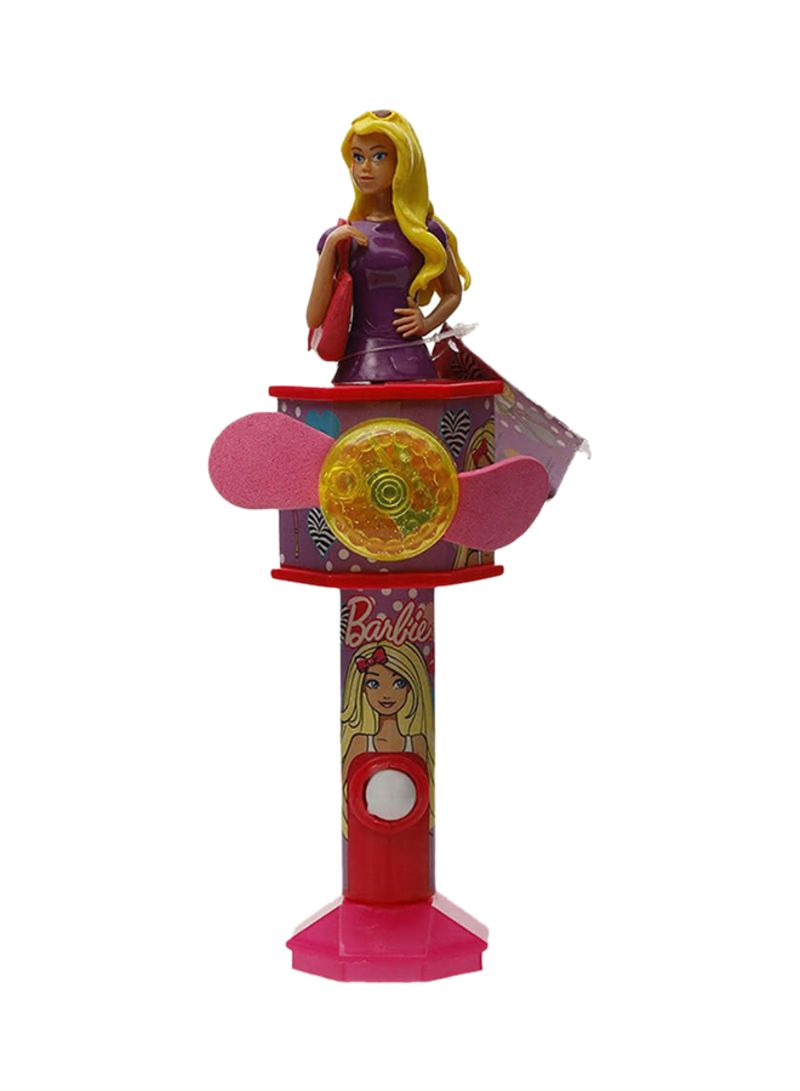 Barbie 3D Figurine With Candy 10g