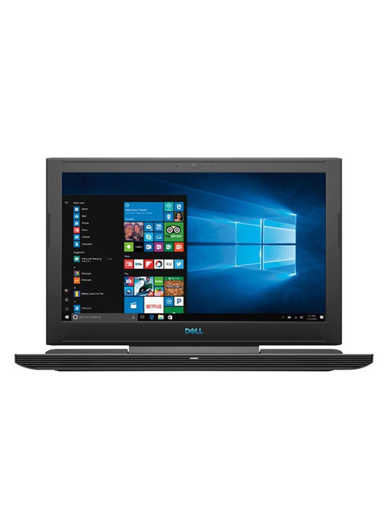Shop Dell G7 15 Laptop With 15 6-Inch Display, Core i7-8750H Processor/8GB  RAM/1TB HDD + 128GB SSD Hybrid Drive/4GB NVIDIA Geforce GTX 1050TI Graphics