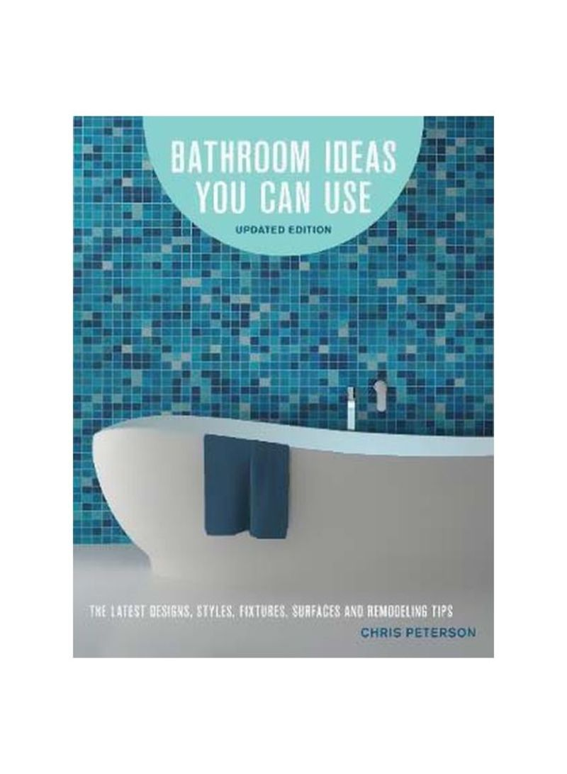 Shop Bathroom Ideas You Can Use, Updated Edition: The Latest