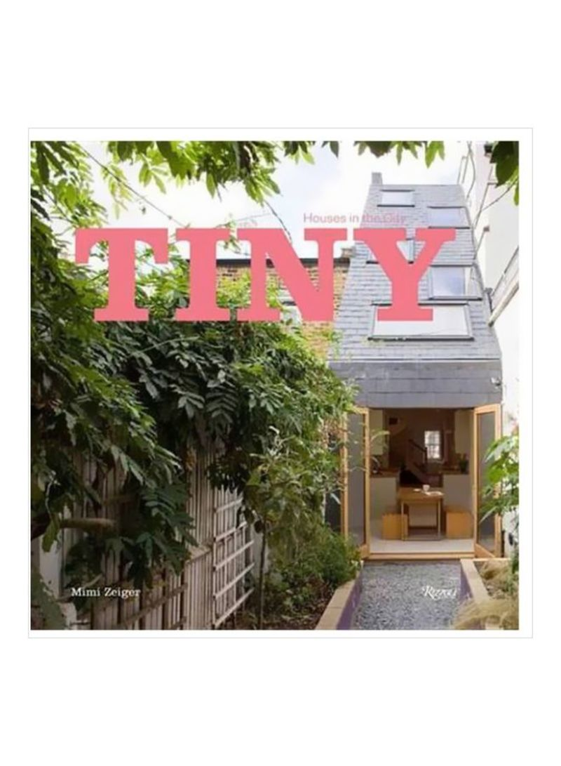 Shop Tiny Houses In The City Hardcover online in Riyadh, Jeddah