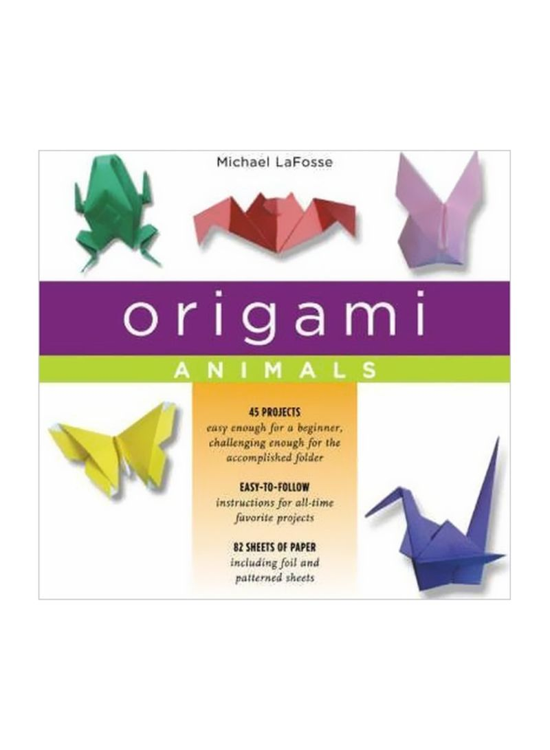 The Complete Book Of Origami Animals: Amazon.co.uk: David ... | 1091x800