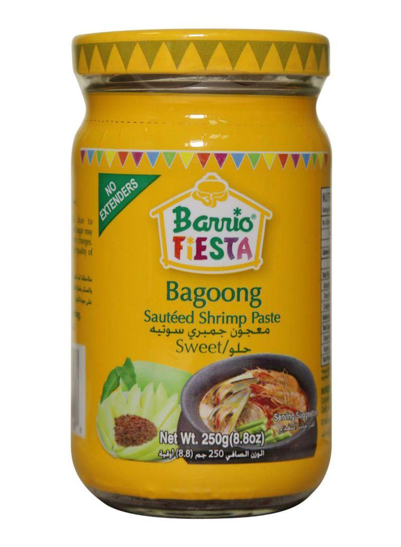 Bagoong Sautaced Sweet Shrimp Paste 250g