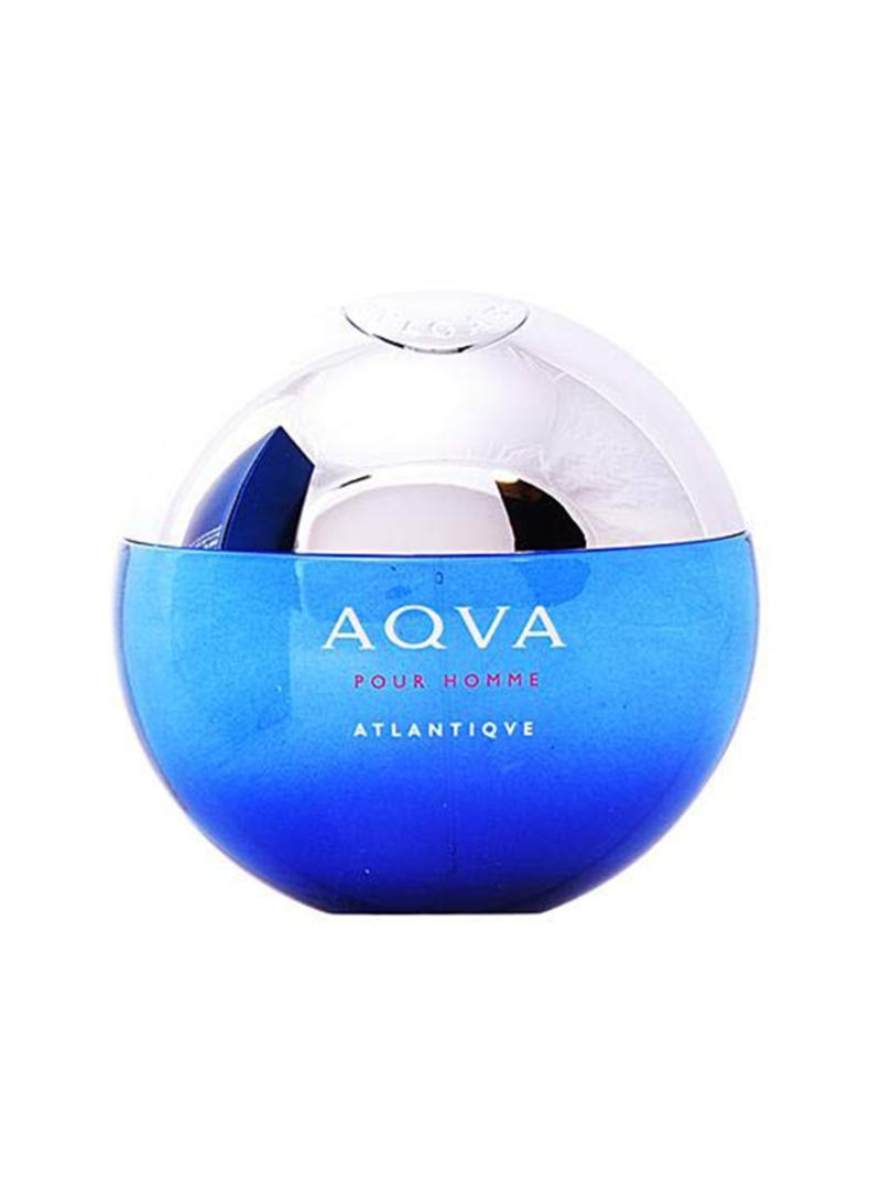 Shop Bvlgari Aqva Atlantiqve Edt 100ml Online In Dubai Abu Dhabi And All Uae