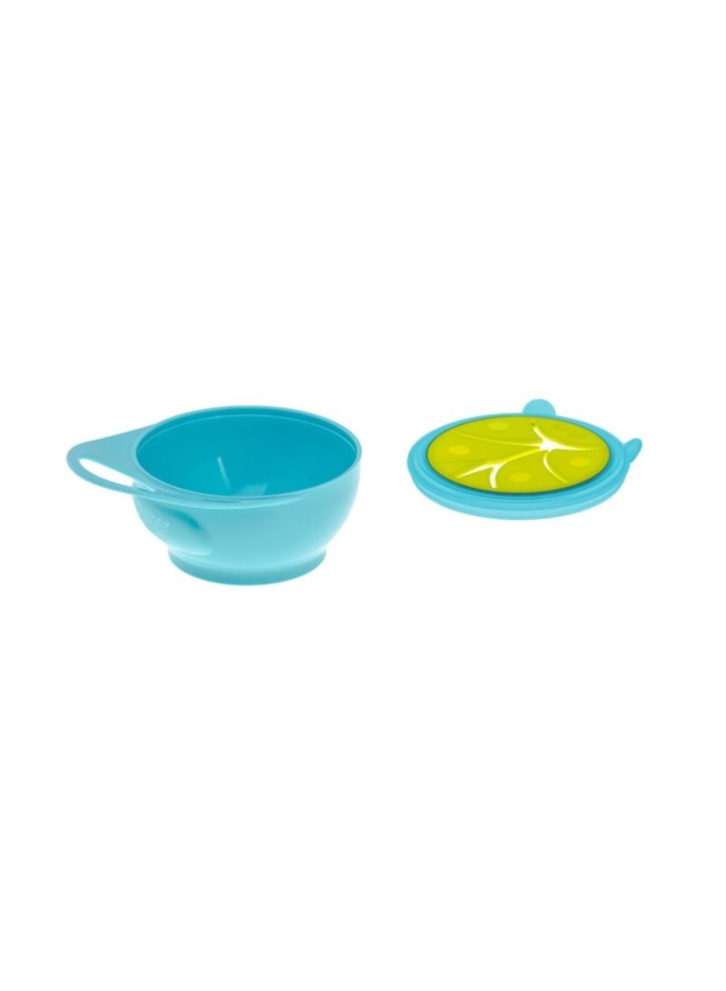 Brother Max Easy Hold Snack Pot Blue Green Pink Green Bowl
