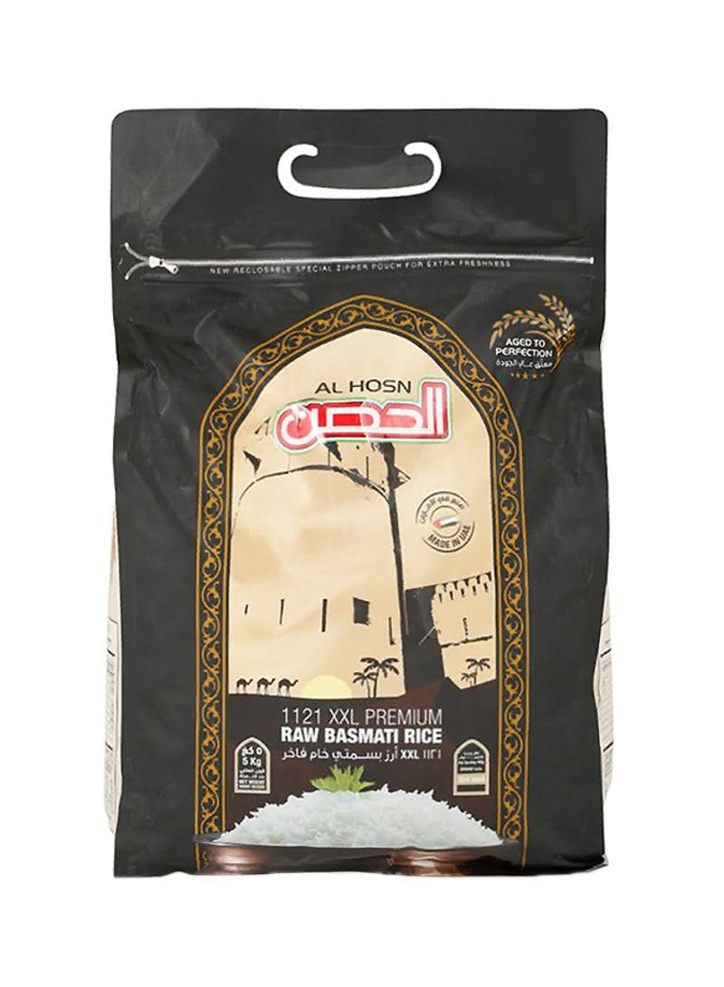 1121 XXL Premium Raw Basmati Rice 5kg