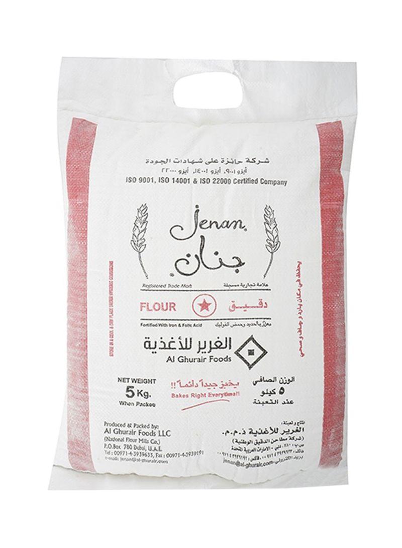 Shop Jenan Flour No 1 5 kg online in Dubai, Abu Dhabi and all UAE